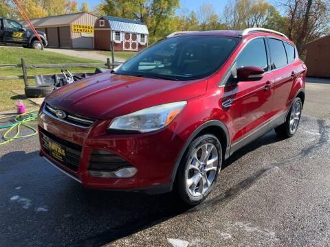 2014 Ford Escape for sale at 51 Auto Sales in Portage WI