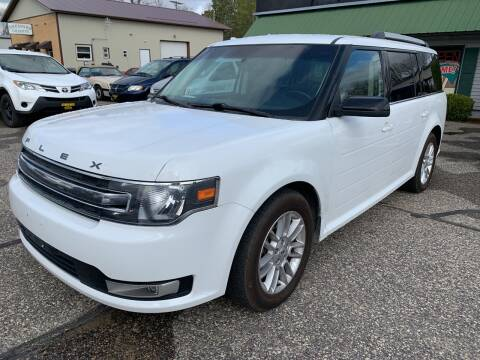 2014 Ford Flex for sale at 51 Auto Sales in Portage WI