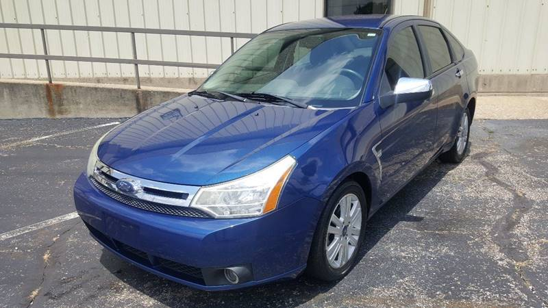 2008 Ford Focus for sale at Northside Auto Sales in Evansville IN