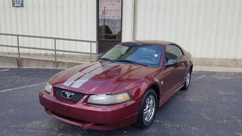 2004 Ford Mustang for sale at Northside Auto Sales in Evansville IN
