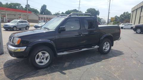 2000 Nissan Frontier for sale at Northside Auto Sales in Evansville IN