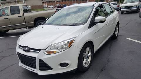 2014 Ford Focus for sale at Northside Auto Sales in Evansville IN