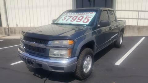 2007 Chevrolet Colorado for sale in Evansville, IN