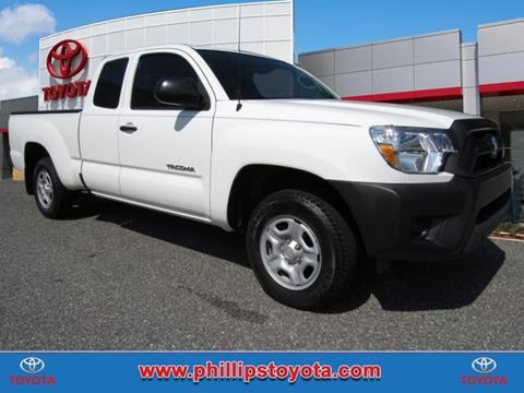 2015 Toyota Tacoma for sale in Leesburg, FL