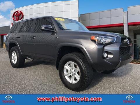 2015 Toyota 4Runner for sale in Leesburg, FL