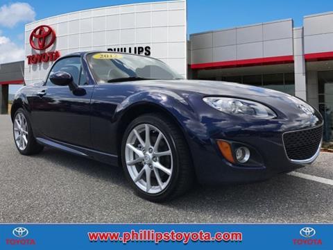 2012 Mazda MX-5 Miata for sale in Leesburg, FL