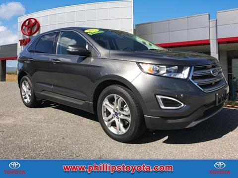 2017 Ford Edge for sale in Leesburg, FL