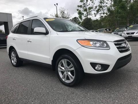 2012 Hyundai Santa Fe for sale in Leesburg, FL