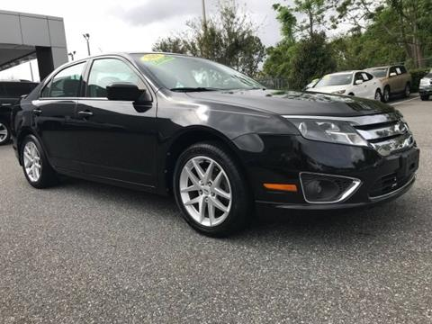 2011 Ford Fusion for sale in Leesburg, FL