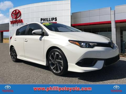 2016 Scion iM for sale in Leesburg, FL