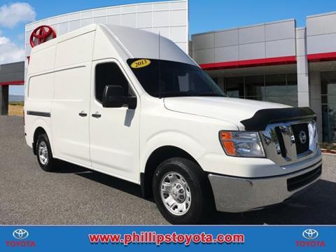 2013 Nissan NV Cargo for sale in Leesburg, FL