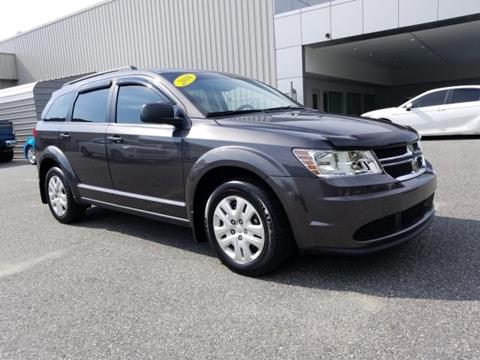 2016 Dodge Journey For Sale At PHILLIPS TOYOTA In Leesburg FL