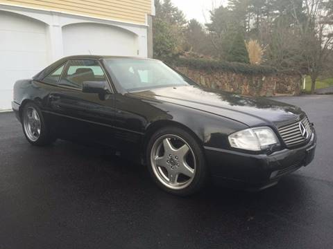 1992 Mercedes-Benz 500-Class for sale in Chelsea MA