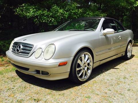 2003 Mercedes-Benz CLK for sale in Chelsea, MA