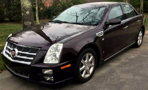 2009 Cadillac STS for sale in Chelsea MA