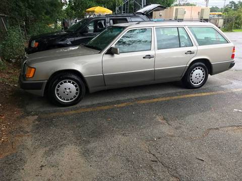1991 Mercedes-Benz 300-Class for sale in Chelsea, MA