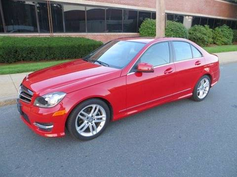 2014 Mercedes-Benz C-Class for sale in Chelsea, MA