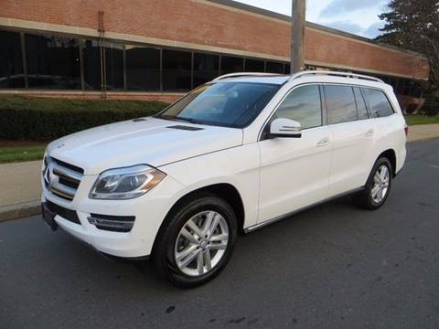 2014 Mercedes-Benz GL-Class for sale in Chelsea, MA