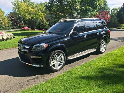 2014 Mercedes-Benz GL-Class for sale in Chelsea MA