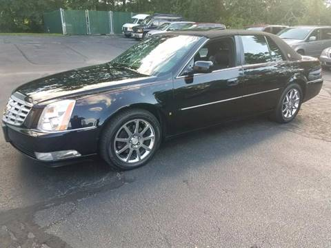 2006 Cadillac DTS for sale in Chelsea MA