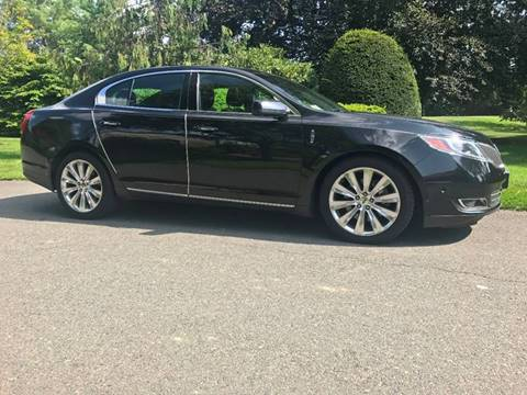 2013 Lincoln MKS for sale in Chelsea MA