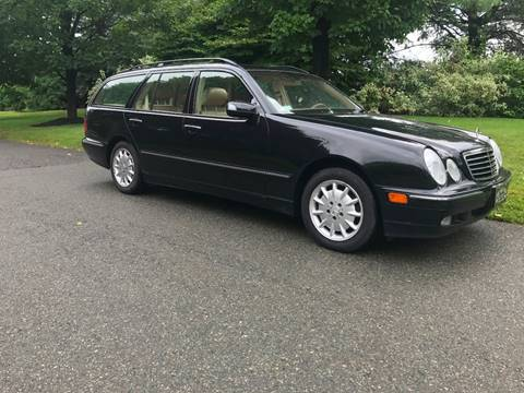 2002 Mercedes-Benz E-Class for sale in Chelsea, MA
