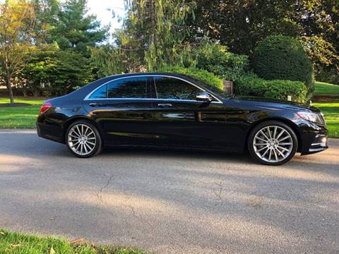 2014 Mercedes-Benz S-Class for sale in Chelsea, MA