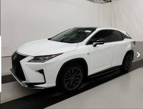 2016 Lexus RX 350 for sale in Chelsea, MA