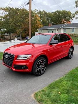 2017 Audi SQ5 for sale in Chelsea, MA