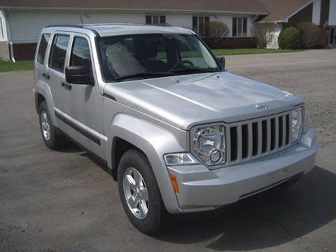 2012 Jeep Liberty for sale at DETAILZ USED CARS in Endicott NY