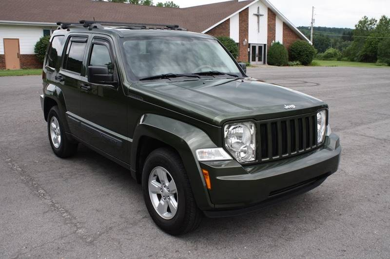 2009 Jeep Liberty for sale at DETAILZ USED CARS in Endicott NY