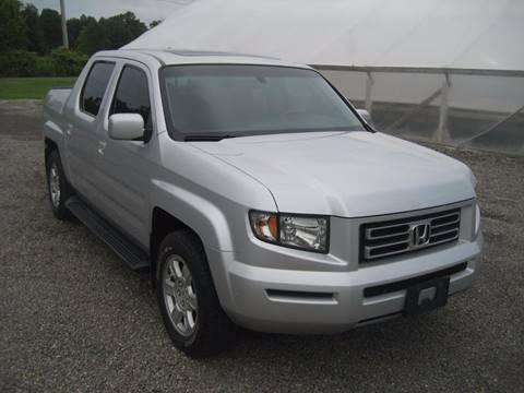 2008 Honda Ridgeline for sale at DETAILZ USED CARS in Endicott NY