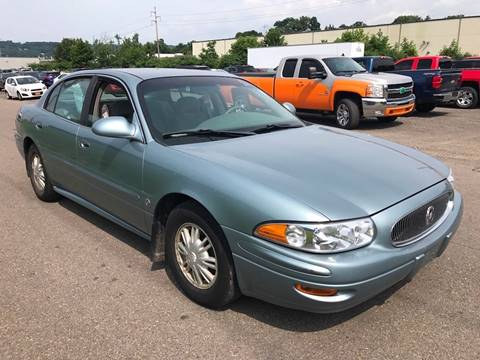 2003 Buick LeSabre for sale at DETAILZ USED CARS in Endicott NY