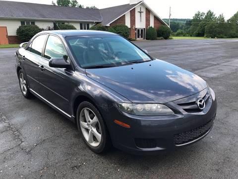 2007 Mazda MAZDA6 for sale at DETAILZ USED CARS in Endicott NY