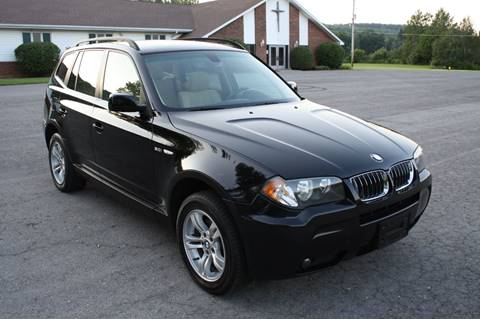 2006 BMW X3 for sale in Endicott, NY