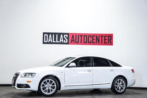 2011 Audi A6 for sale in Carrollton, TX