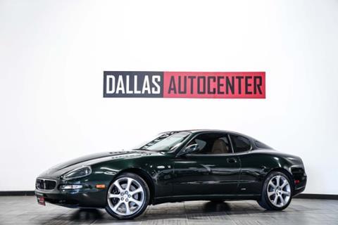 2004 Maserati Coupe for sale in Carrollton, TX
