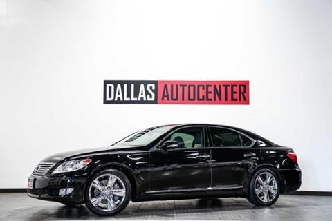 2012 Lexus LS 460 for sale in Carrollton, TX