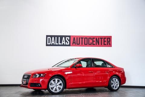 2011 Audi A4 for sale in Carrollton, TX