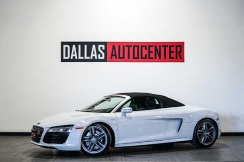 Audi R For Sale Carsforsalecom - Audi spyder