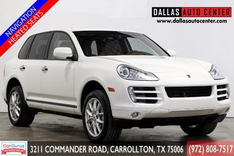 2010 Porsche Cayenne for sale in Carrollton, TX