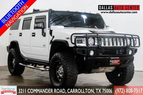 2006 HUMMER H2 for sale in Carrollton, TX