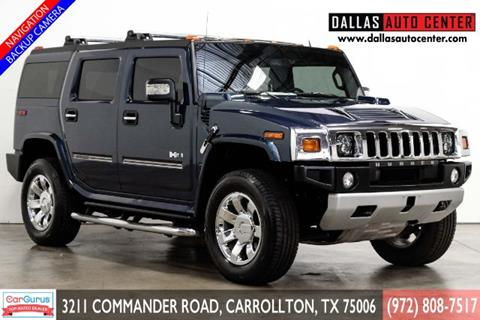 2008 HUMMER H2 for sale in Carrollton, TX