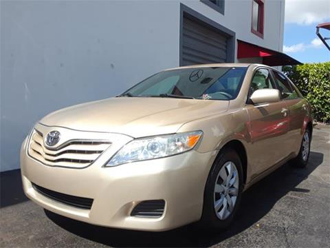 2010 Toyota Camry for sale in Miami, FL