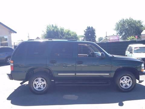 2004 Chevrolet Tahoe for sale in Yakima, WA