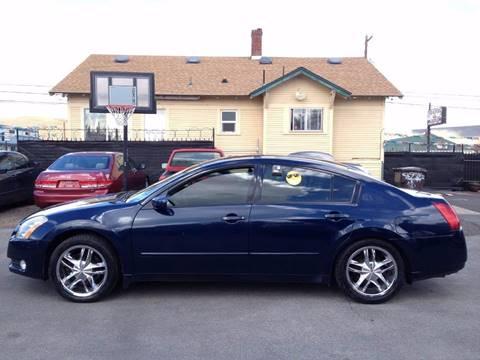 2006 Nissan Maxima for sale in Yakima, WA