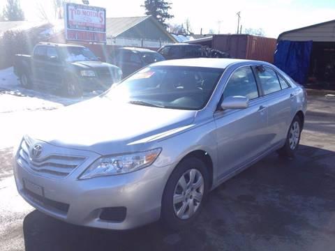 2010 Toyota Camry for sale in Yakima, WA