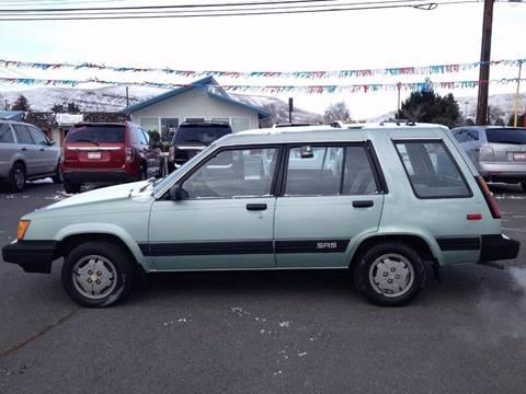 1985 Toyota Tercel for sale in Yakima, WA