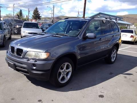 2002 BMW X5 for sale in Yakima WA