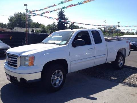2011 GMC Sierra 1500 for sale in Yakima, WA